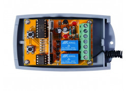 MINI DOMO IP 2MP, IP67 DS-2CD2520F(2.8mm)(B) HIKVISION