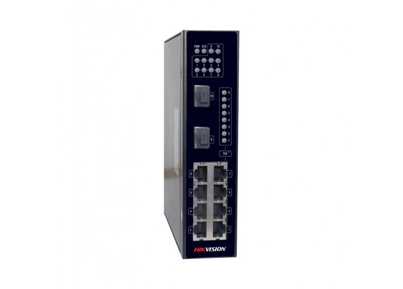 DVR Acusense 8 Canales 1080P iDS-7208HQHI-M1/FA Hikvision