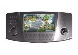 Camara TVI ColorVu 3K, IR40M, Mic, DS-2CE10KF0T-FS 2,8mm Hikvision