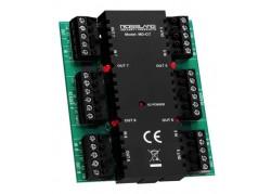 Placa Video Portero Exterior 2MP 120 grados DS-KD8023-E6 Hikvision