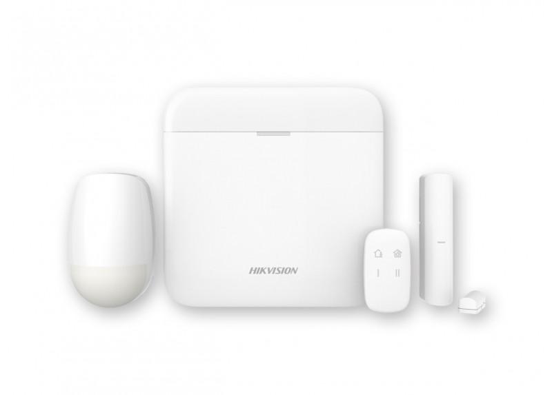 Teclado LCD (80×25mm) para Alarmas DS-19A HIKVISION (DS-PK-LRT)